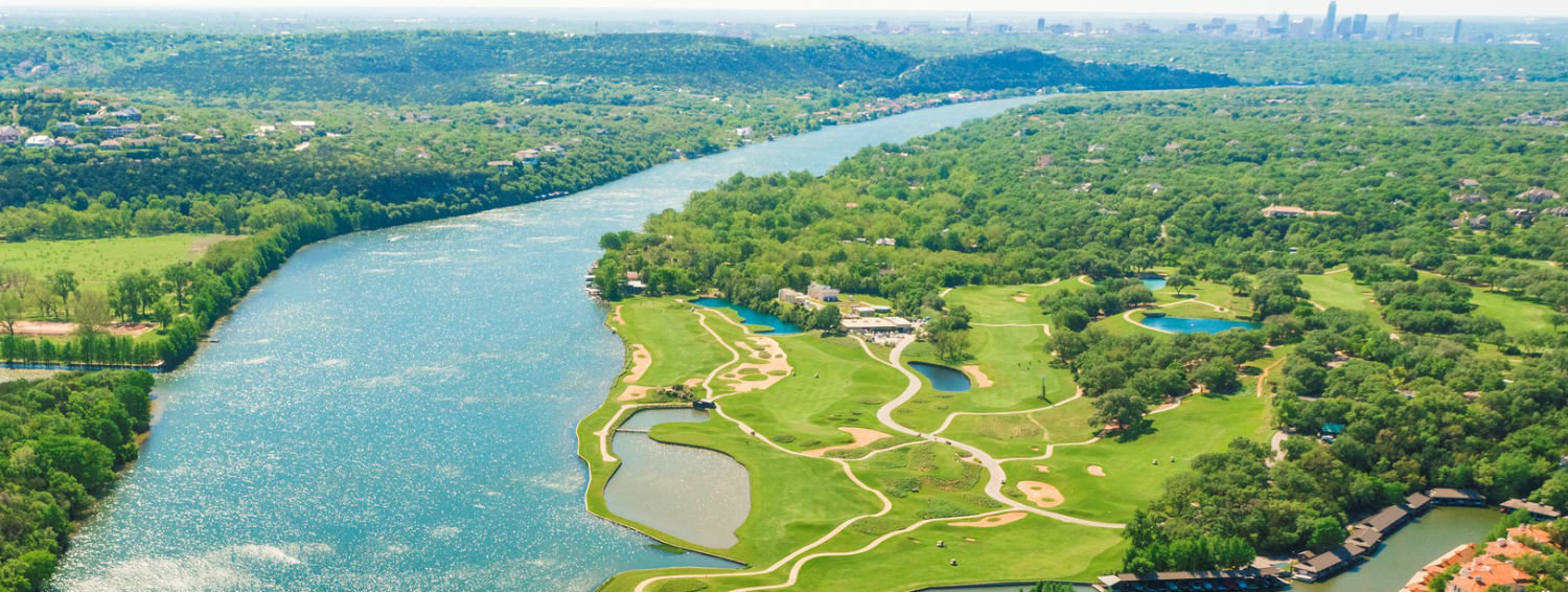 Austin golf course homes for sale