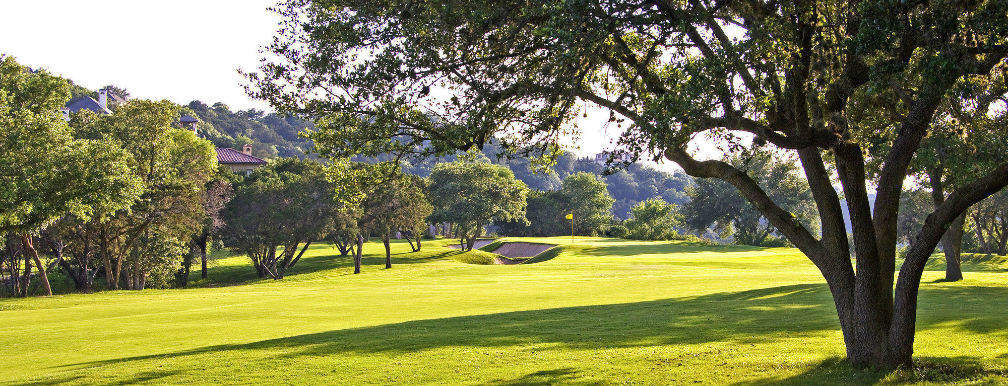 austin homes for sale with a golf course view
