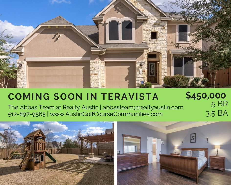 home for sale in Teravista golf course community