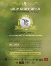 Falconhead Golf Club Chip Shot Open